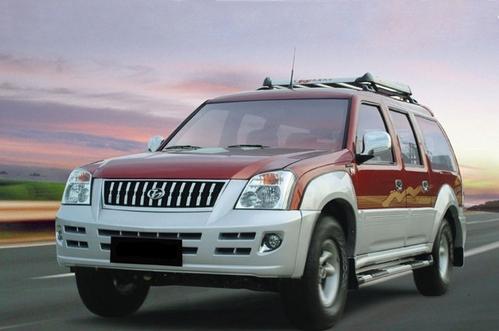 Фото автомобиля Tianma Dragon 1 поколение, ракурс: 45