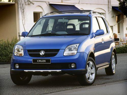 Фото автомобиля Holden Cruze 1 поколение, ракурс: 45