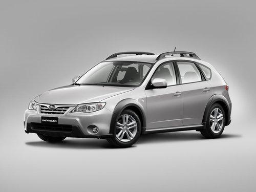 Фото автомобиля Subaru Impreza 3 поколение, ракурс: 45