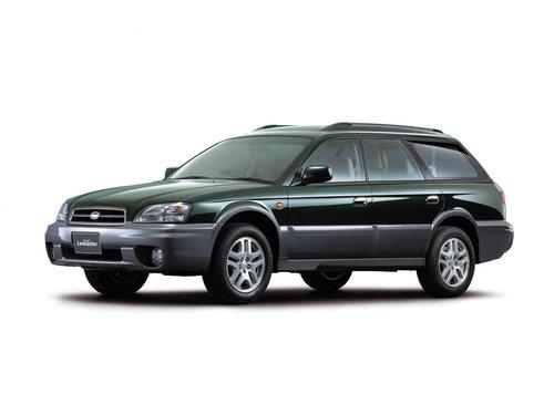 Фото автомобиля Subaru Outback 2 поколение [рестайлинг], ракурс: 45