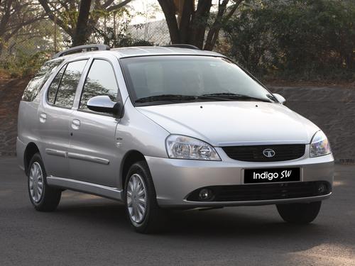 Фото автомобиля Tata Indigo 1 поколение, ракурс: 315