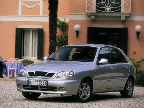 Фото автомобиля Daewoo Lanos T150 [рестайлинг], ракурс: 45