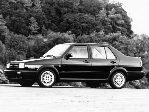 Фото автомобиля Volkswagen Jetta 2 поколение [рестайлинг], ракурс: 45