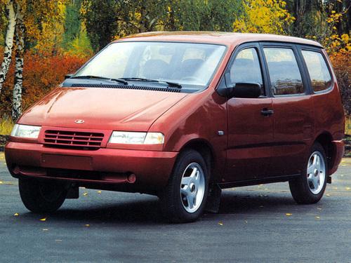 Фото автомобиля ВАЗ (Lada) 2120 Надежда 2120м [рестайлинг], ракурс: 45