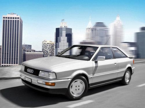 Фото автомобиля Audi Coupe 89/8B, ракурс: 45