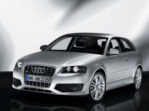 Фото автомобиля Audi S3 8P, ракурс: 45