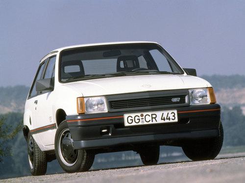 Фото автомобиля Opel Corsa A, ракурс: 315