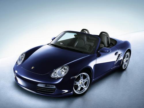 Фото автомобиля Porsche Boxster 987, ракурс: 315