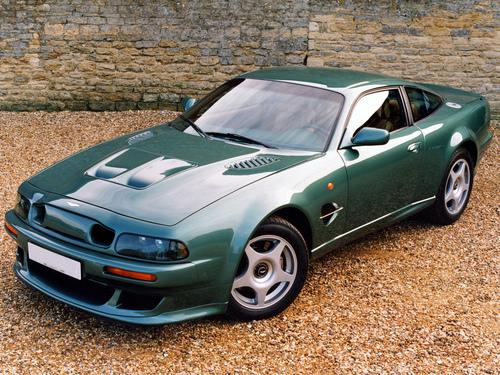 Фото автомобиля Aston Martin Vantage 2 поколение, ракурс: 45