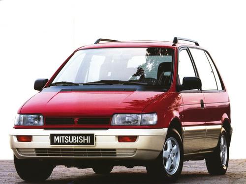 Фото автомобиля Mitsubishi Space Runner 1 поколение, ракурс: 45