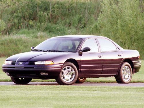 Фото автомобиля Chrysler Vision 1 поколение, ракурс: 45