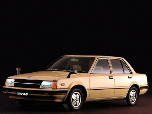 Фото автомобиля Nissan Violet Liberta T11, ракурс: 45