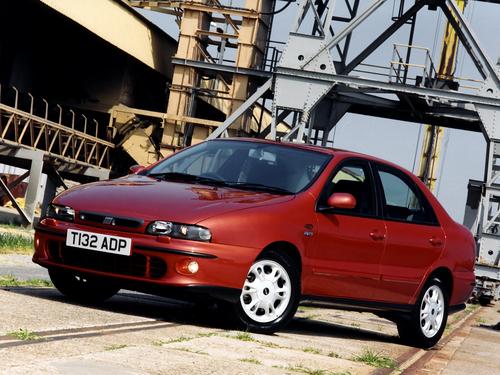 Фото автомобиля Fiat Marea 1 поколение, ракурс: 45