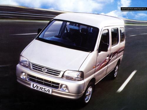 Фото автомобиля Maruti Versa 1 поколение, ракурс: 45