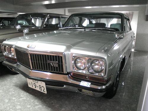 Фото автомобиля Nissan President H250 [рестайлинг], ракурс: 45