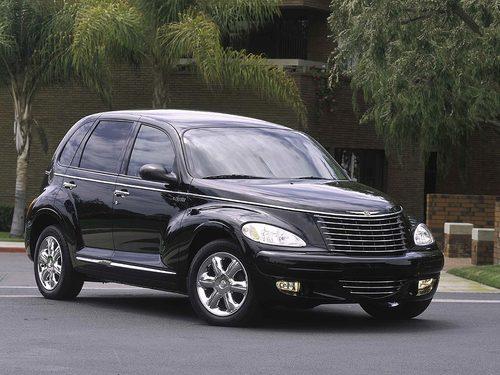 Фото автомобиля Chrysler PT Cruiser 1 поколение, ракурс: 45