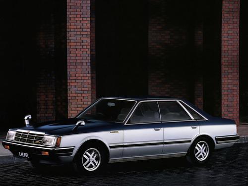 Фото автомобиля Nissan Laurel C31, ракурс: 45