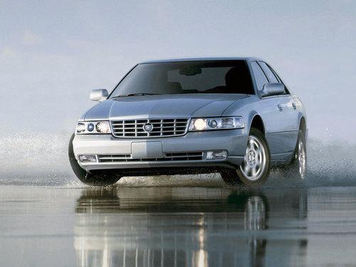 Фото автомобиля Cadillac Seville 5 поколение, ракурс: 45