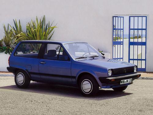 Фото автомобиля Volkswagen Polo 2 поколение, ракурс: 45