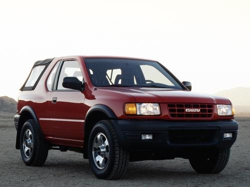 Фото автомобиля Isuzu Amigo 2 поколение, ракурс: 45