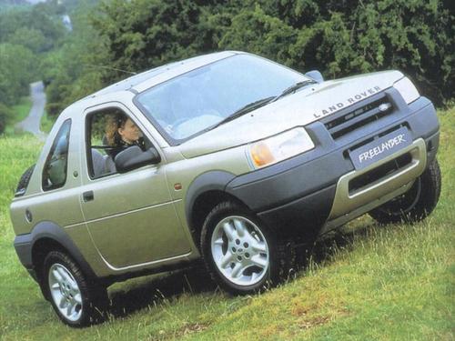 Фото автомобиля Land Rover Freelander 1 поколение, ракурс: 315