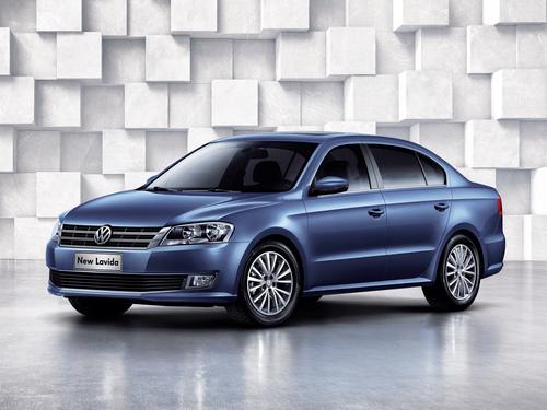 Фото автомобиля Volkswagen Lavida 2 поколение, ракурс: 45