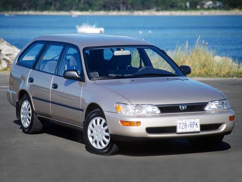 Фото автомобиля Toyota Corolla E100, ракурс: 315