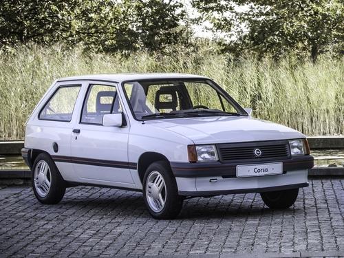 Фото автомобиля Opel Corsa A [рестайлинг], ракурс: 315