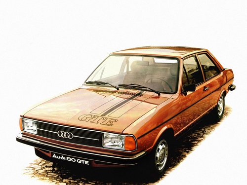 Фото автомобиля Audi 80 B1 [рестайлинг], ракурс: 45