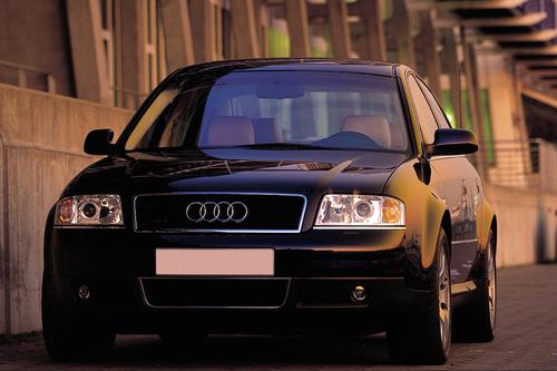 Фото автомобиля Audi A6 4B/C5, ракурс: 45