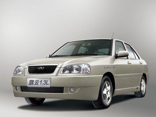 Фото автомобиля Chery Amulet 1 поколение, ракурс: 45
