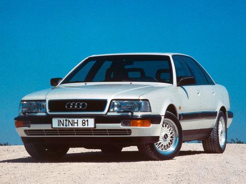 Фото автомобиля Audi V8 (D11) 1 поколение, ракурс: 45
