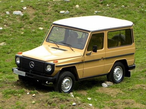 Фото автомобиля Mercedes-Benz G-Класс W460, ракурс: 45