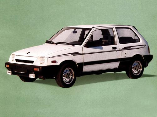 Фото автомобиля Suzuki Swift 1 поколение [рестайлинг], ракурс: 45