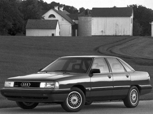 Фото автомобиля Audi 200 44/44Q, ракурс: 45