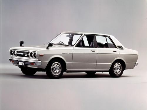 Фото автомобиля Nissan Auster A10, ракурс: 45