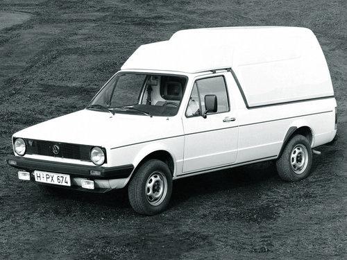 Фото автомобиля Volkswagen Caddy 1 поколение, ракурс: 45