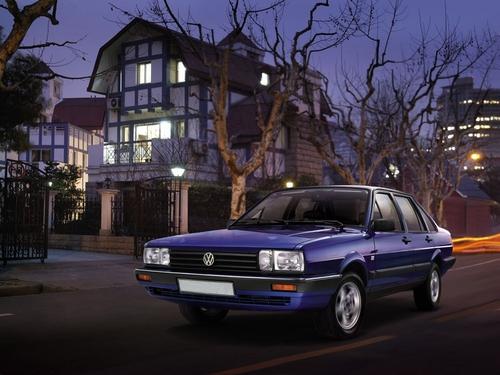 Фото автомобиля Volkswagen Quantum 1 поколение, ракурс: 45