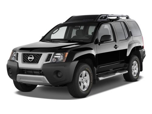 Фото автомобиля Nissan Xterra ТN50 [рестайлинг], ракурс: 45