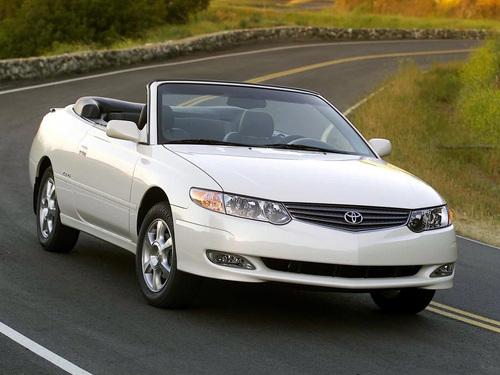 Фото автомобиля Toyota Camry Solara XV20 [рестайлинг], ракурс: 315
