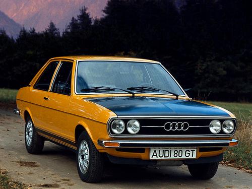 Фото автомобиля Audi 80 B1, ракурс: 315