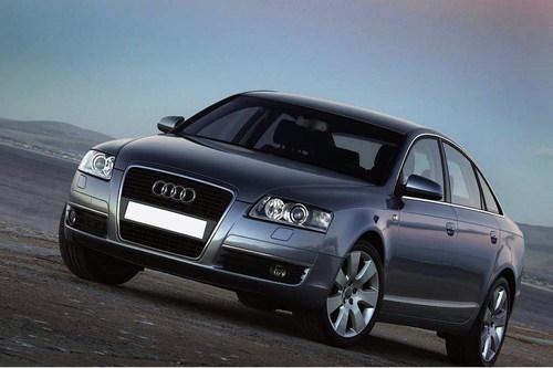 Фото автомобиля Audi A6 4F/C6, ракурс: 45