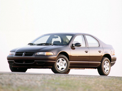 Фото автомобиля Dodge Stratus 1 поколение, ракурс: 45