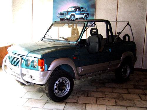 Фото автомобиля Aro Spartana 1 поколение, ракурс: 45