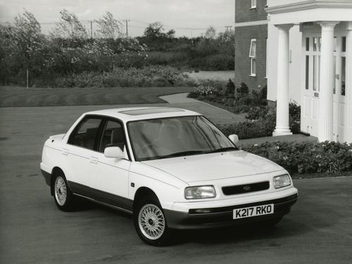 Фото автомобиля Daihatsu Applause 1 поколение [рестайлинг], ракурс: 45