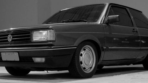 Фото автомобиля Volkswagen Fox 1 поколение, ракурс: 45