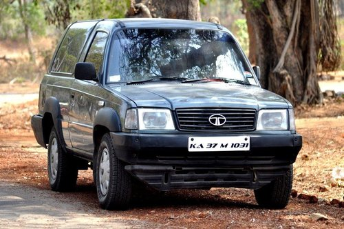 Фото автомобиля Tata Sierra 1 поколение, ракурс: 315