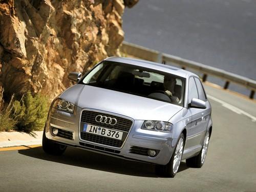 Фото автомобиля Audi A3 8P/8PA [рестайлинг], ракурс: 45