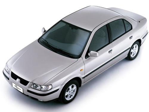 Фото автомобиля Iran Khodro Samand 1 поколение, ракурс: 45