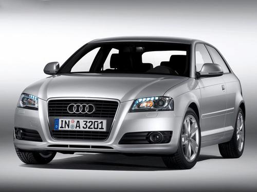 Фото автомобиля Audi A3 8P/8PA [2-й рестайлинг], ракурс: 45